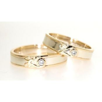 Two Tone, Initial Rings