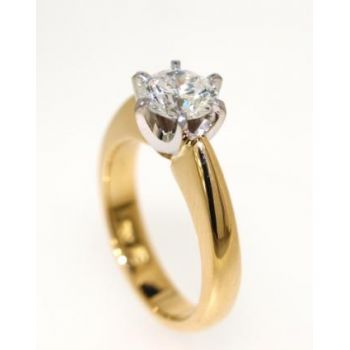 Single Stone, Diamond Ring